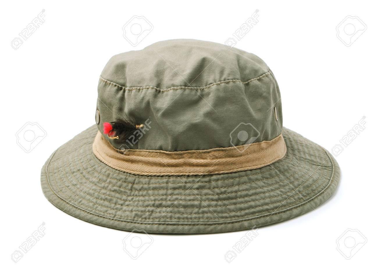 Fly Fishing Bucket Hat