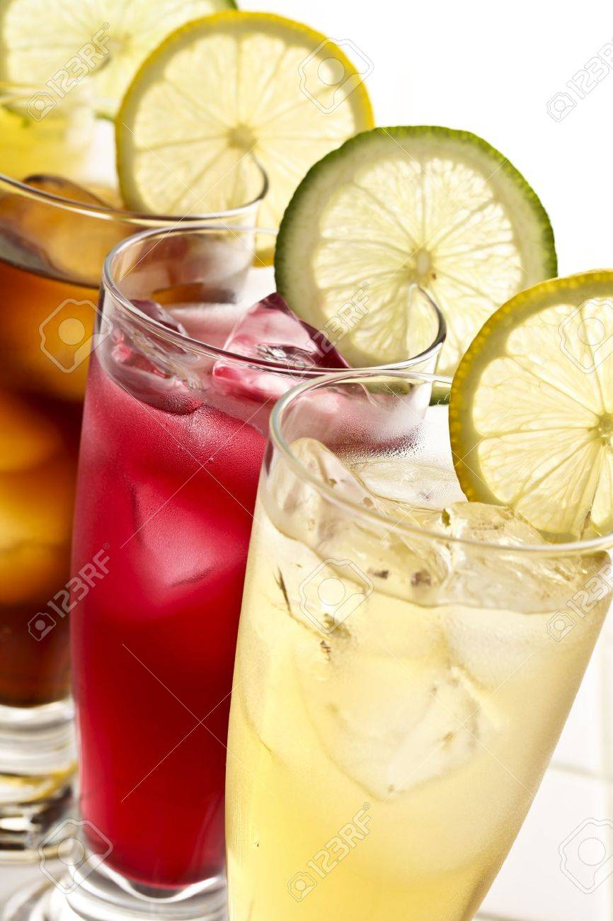 soft drinks Stock Photo - 12563684