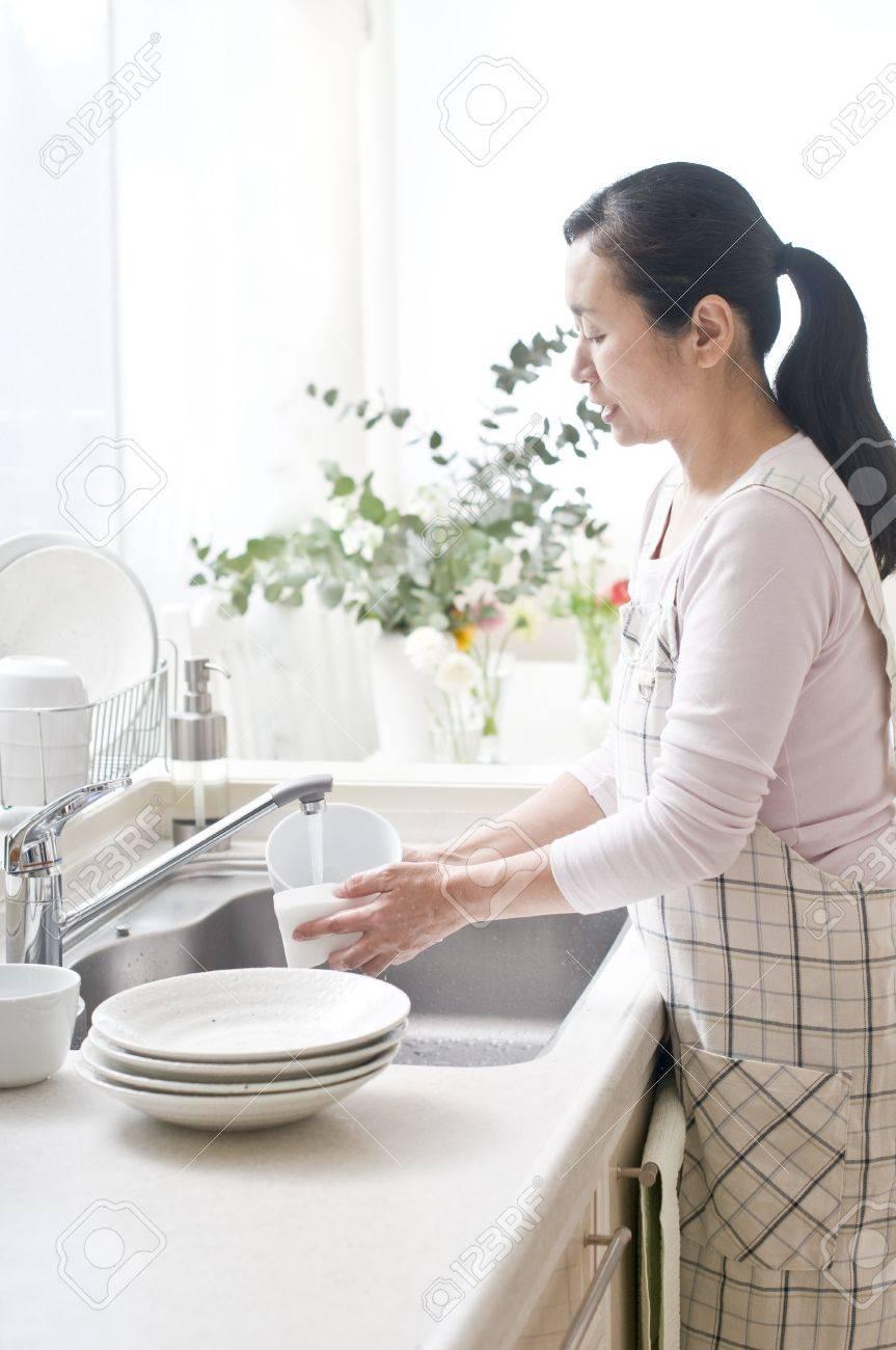 household chores Stock Photo - 12562982