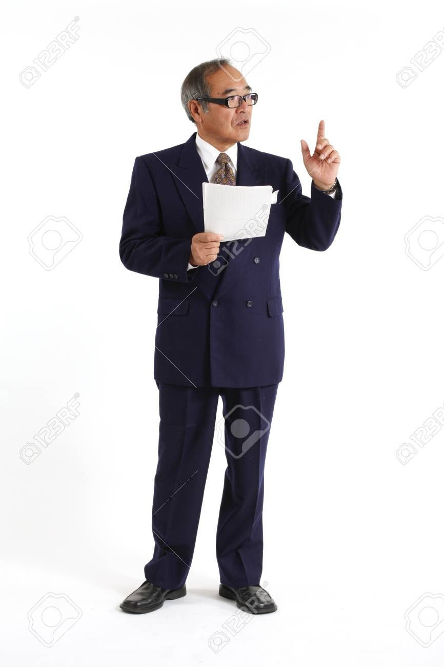 Management of Asia Stock Photo - 18484378