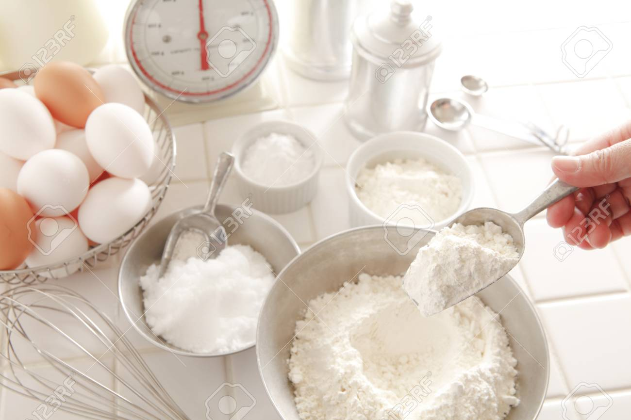 Material of cake Stock Photo - 18621618