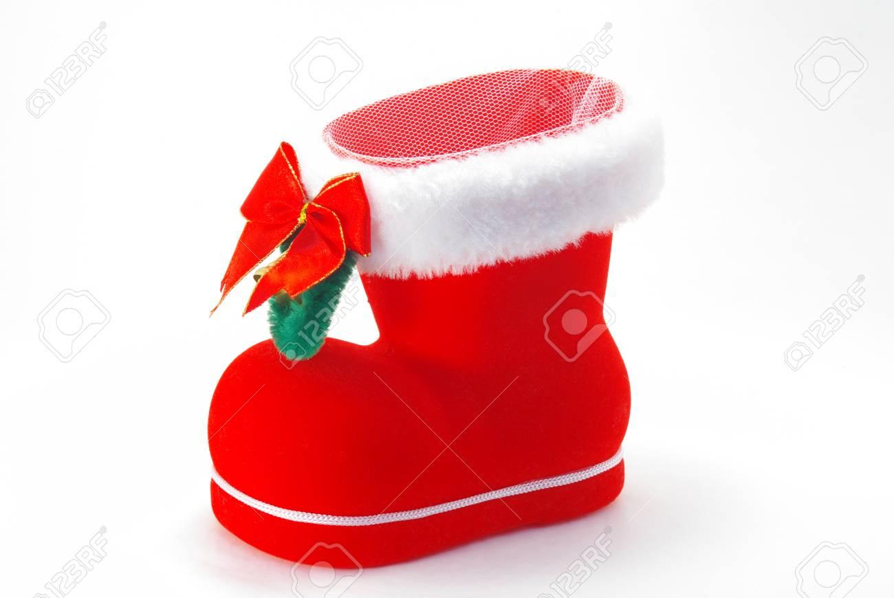Rote Schuhe Für Weihnachten Lizenzfreie Fotos, Bilder Und Stock ...