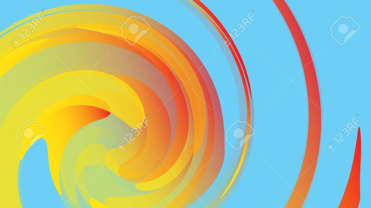 The texture is yellow abstract, the background of cosmic energetic