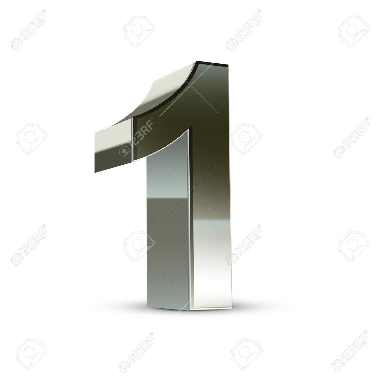 Silver number clipart - ClipartFest