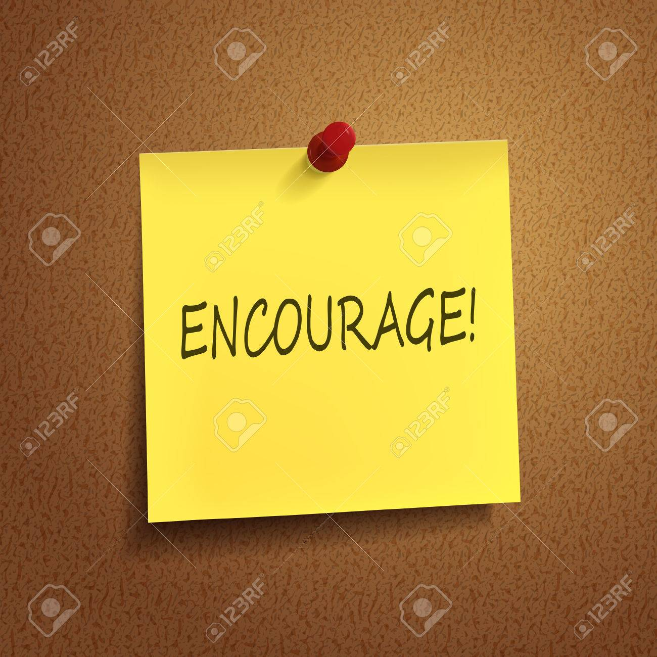 Image result for a picture of a encourage word