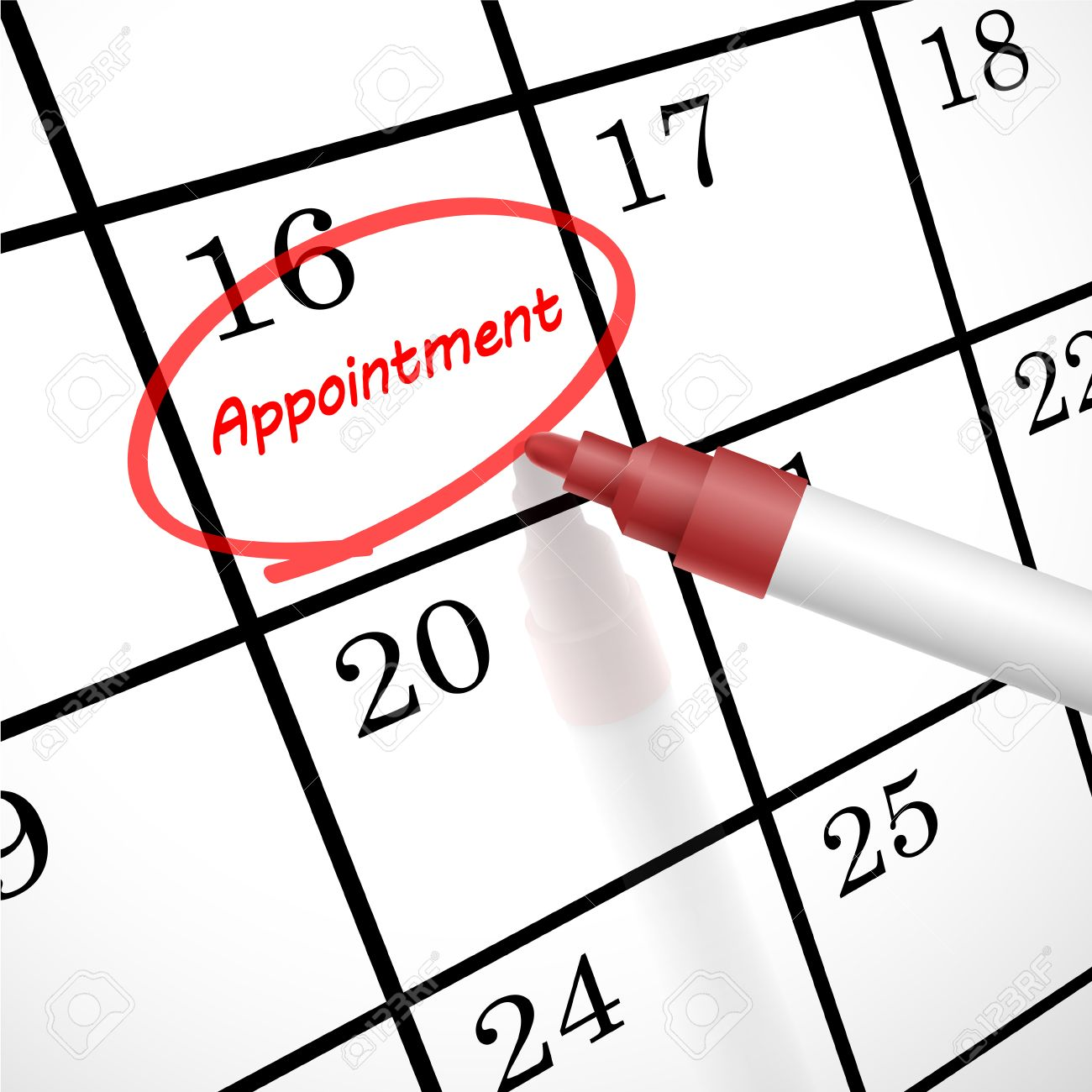 appointment calandar