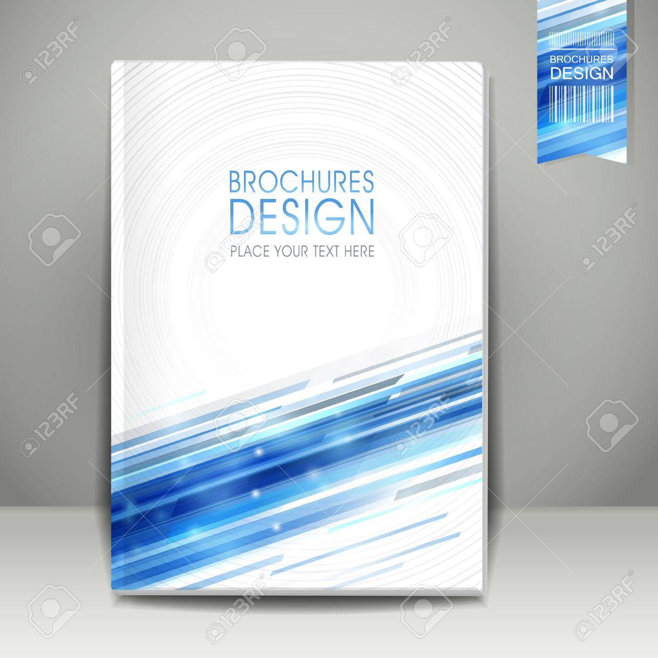 abstract technology background design for book cover template vector abstract technology background design for book cover template