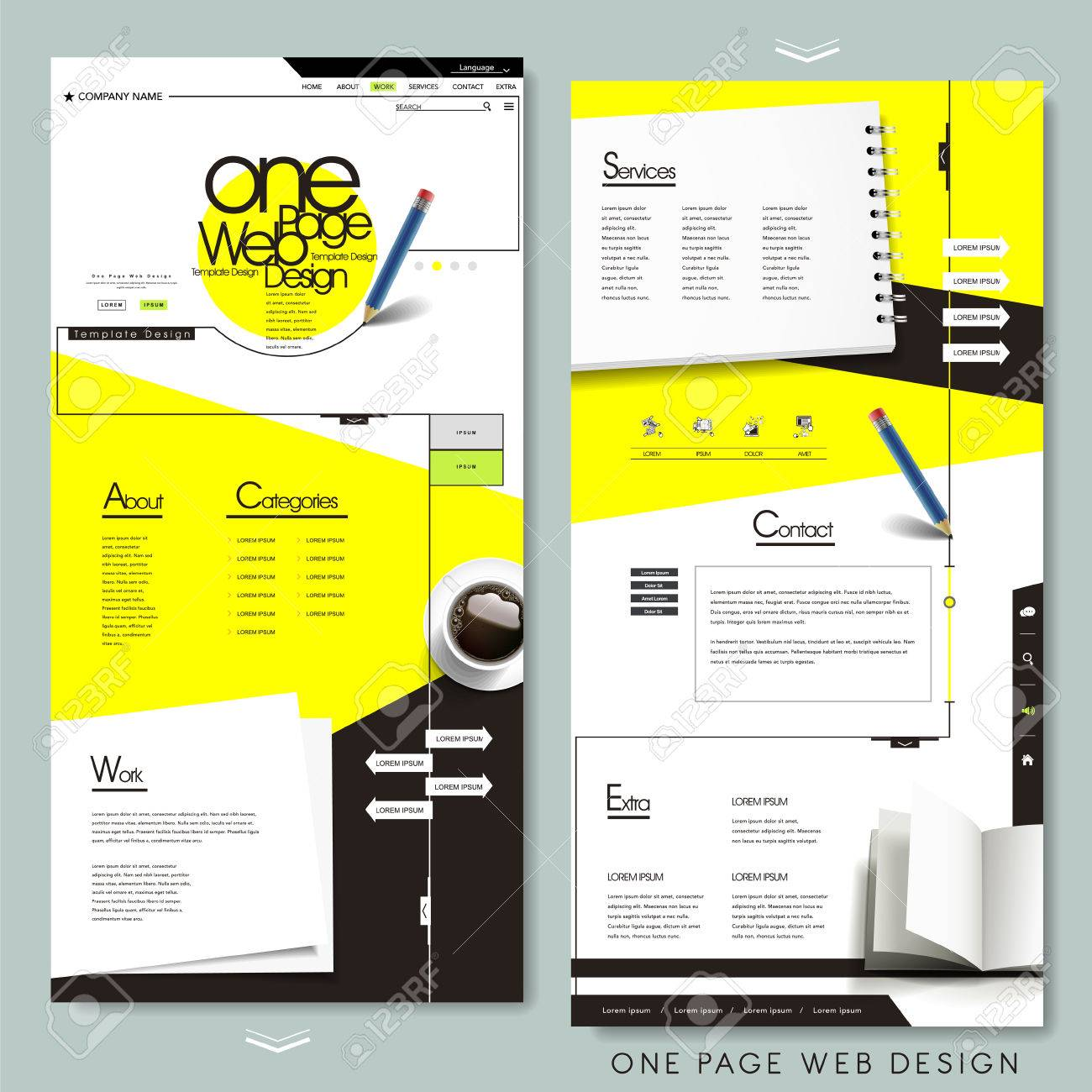 Delighted 2 Page Resume Template Word Huge 2014 Sample Resume Templates Shaped 2015 Calendar Template 2015 Printable Calendar Template Youthful 3d Character Modeler Resume Purple3d Powerpoint Presentation Templates One Page Website Template Design With Stationery Concept Royalty ..