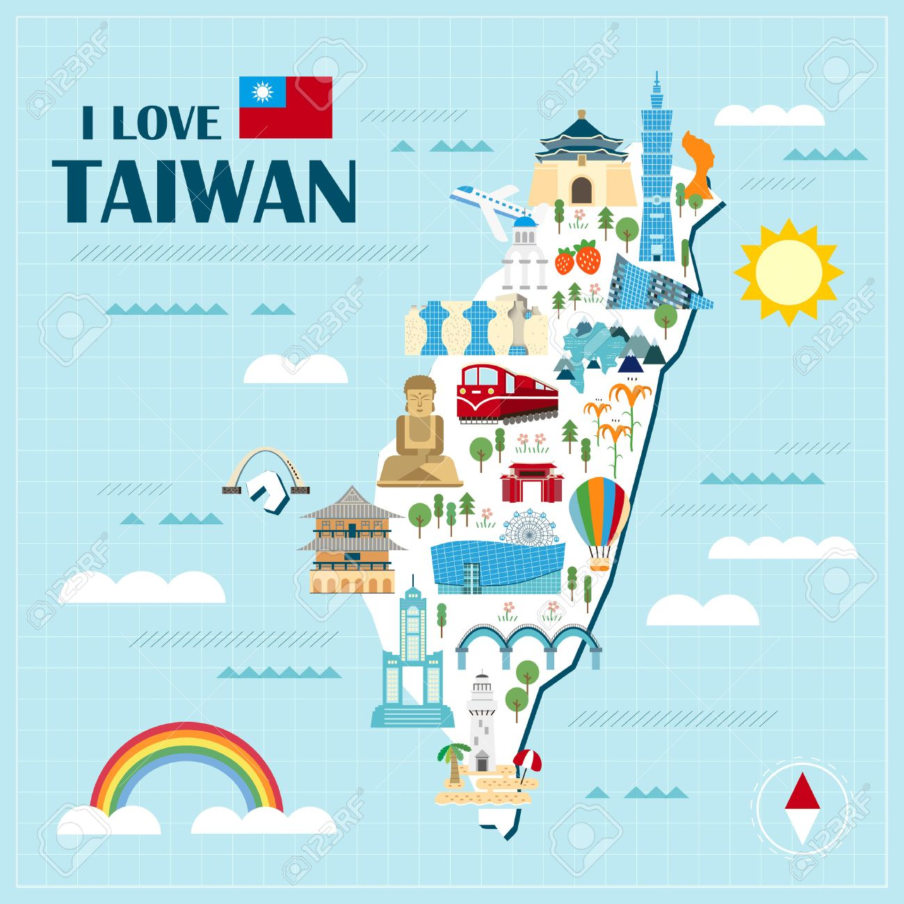 ly Taiwan travel map design in flat style on detail design, travel design, blog design, monthly newsletter design, business design, geographic coordinate system, map projection, contour line, 2013 latest house design, faq design, digital mapping, simple timeline design, economic geography, 2013 best graphic design, political geography, brochure design, web design, geographic information system, chart design, logo design, book design, top page design, flag design, design design, spatial analysis, zipcode design, universal transverse mercator coordinate system, aerial photography, services design, donate design, early world maps,