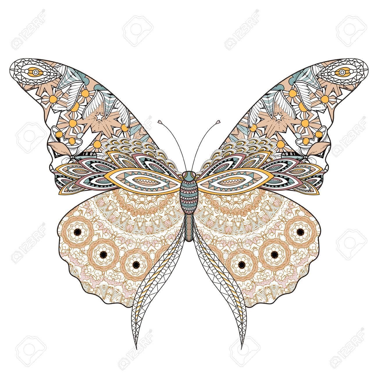 Ungewöhnlich Erweiterte Malvorlagen Schmetterling Galerie ...