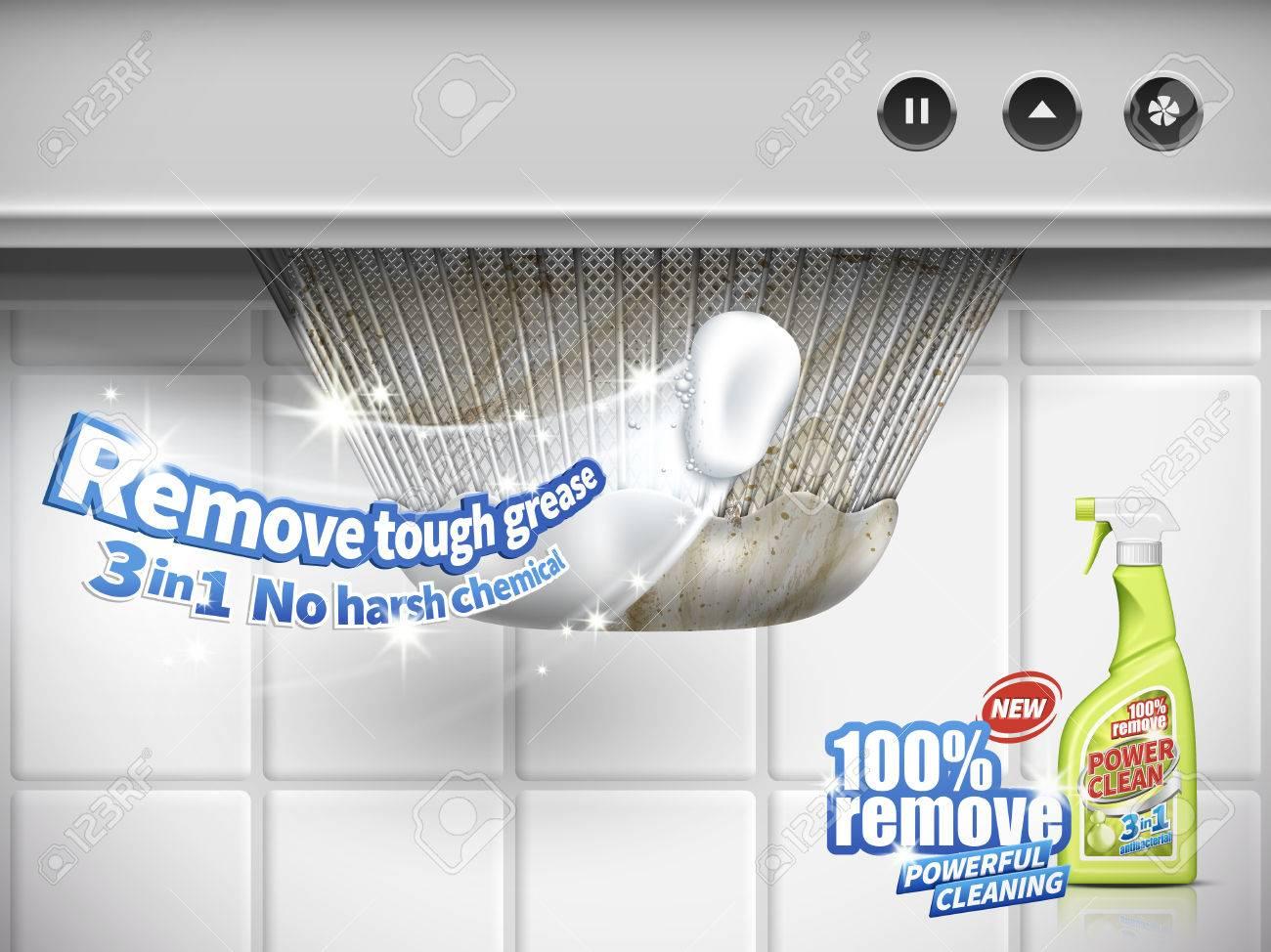 Comment nettoyer sa hotte ?