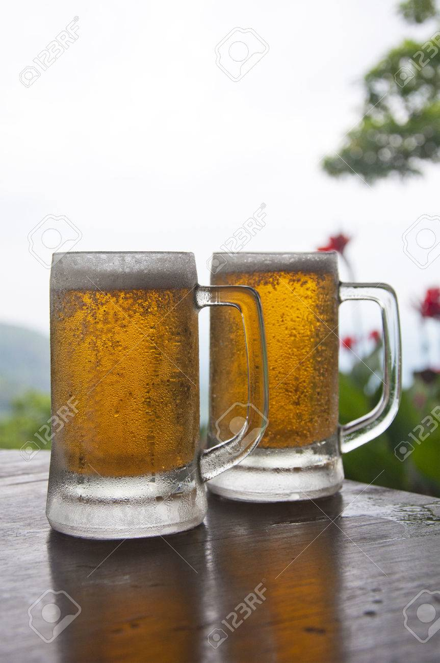 Chilled beer images