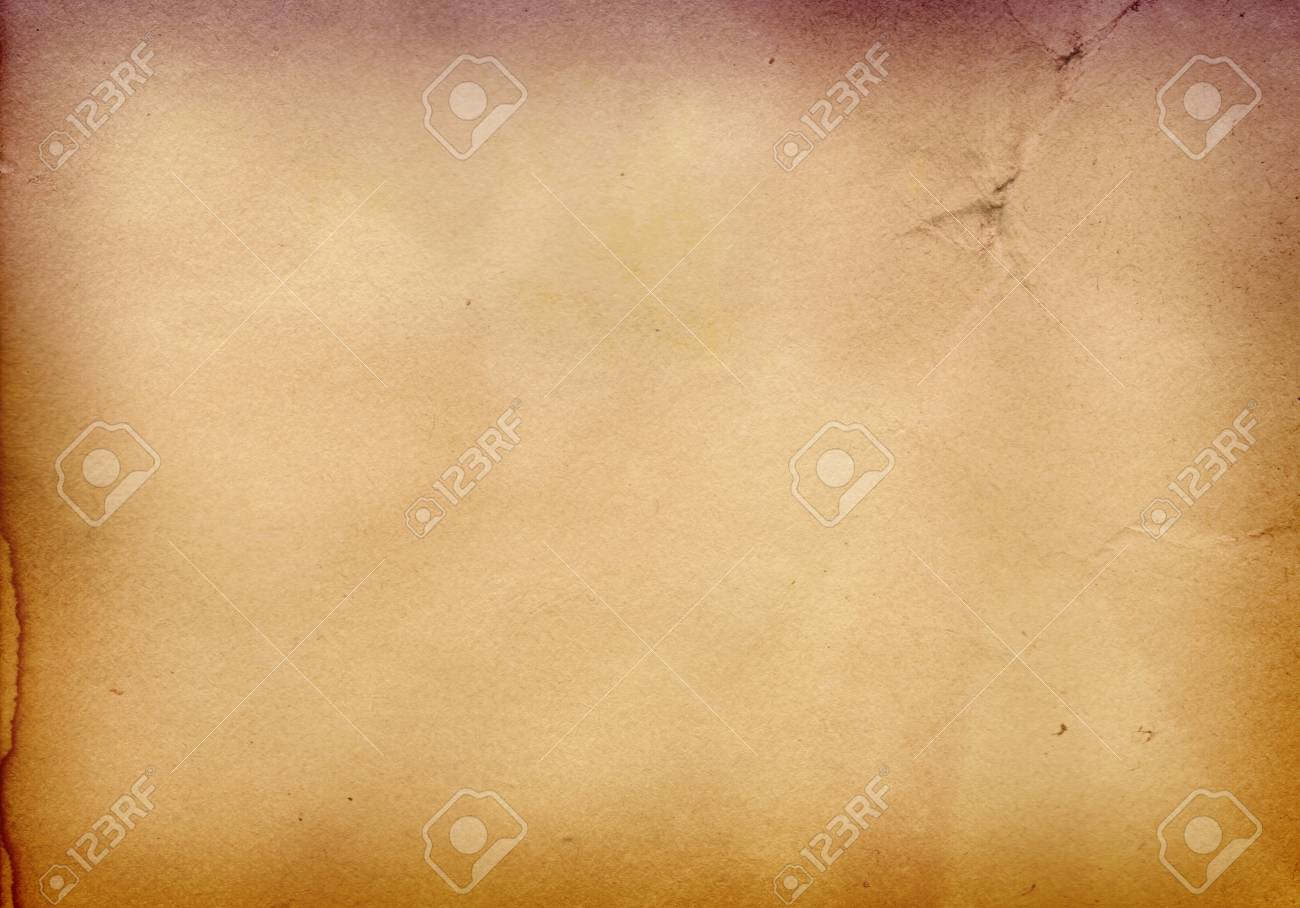 Old paper texture with vignetting effect Stock Photo - 12704579