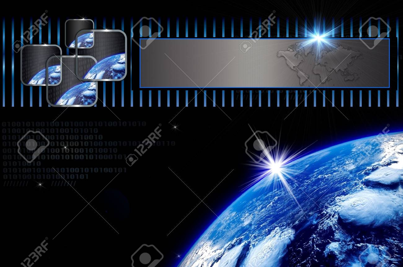 Business card abstract template Stock Photo - 14265142