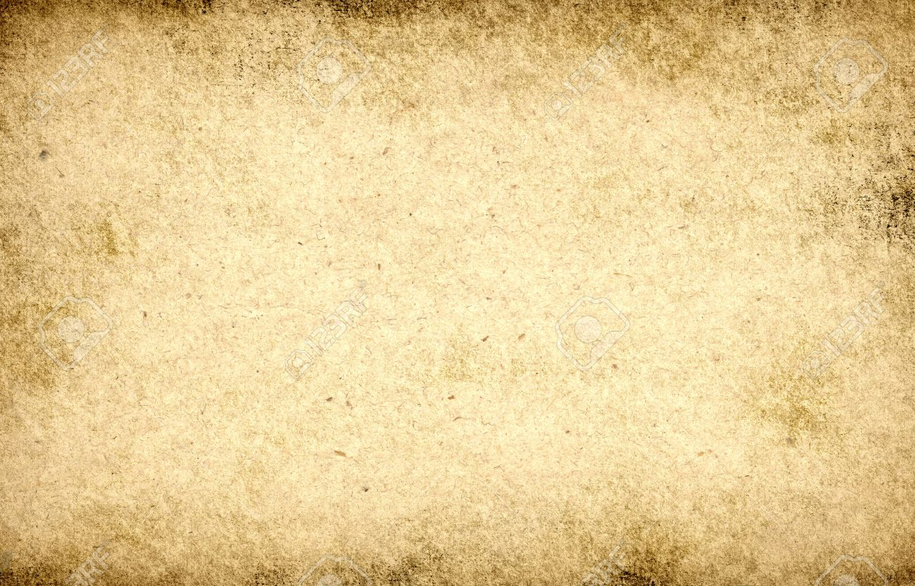 Old Dirty Paper Background For The Design. Stock Photo, Picture ...