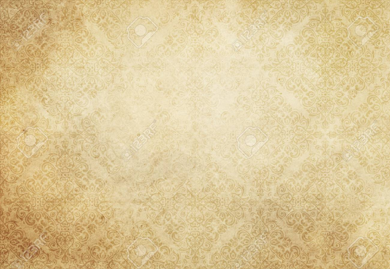 Vintage Paper Background Pattern