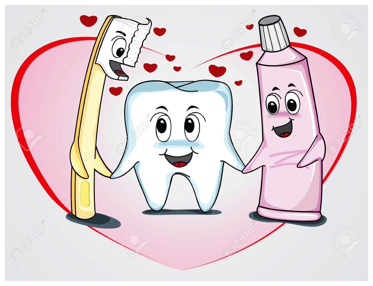 Family Teeth Cartoon Royalty Free Cliparts, Vectors, And Stock ...