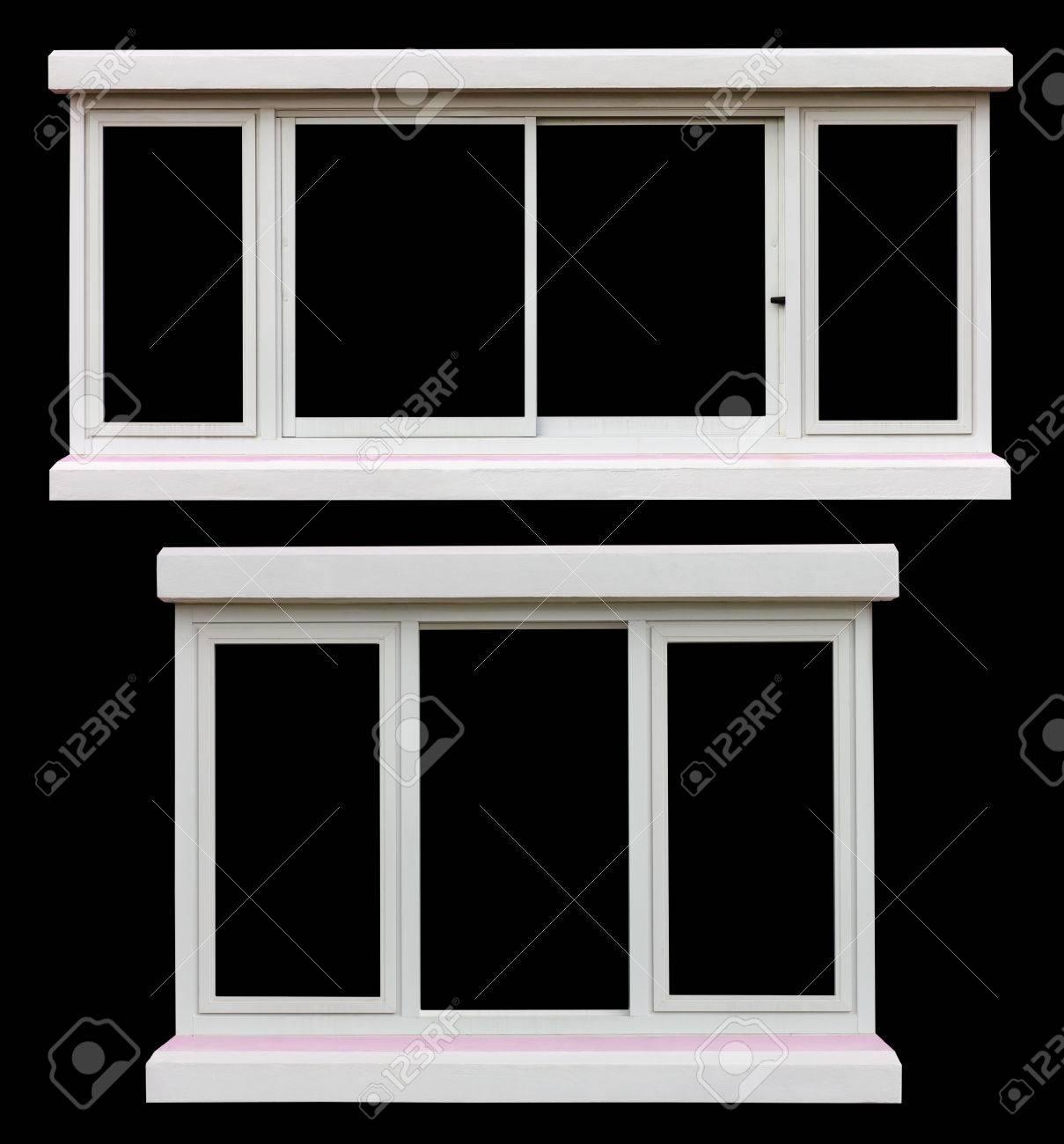 aislar las vigas de hormign blanco ventanas de guillotina de aluminio tanto en raya rosada hermosa with como limpiar el aluminio de las ventanas