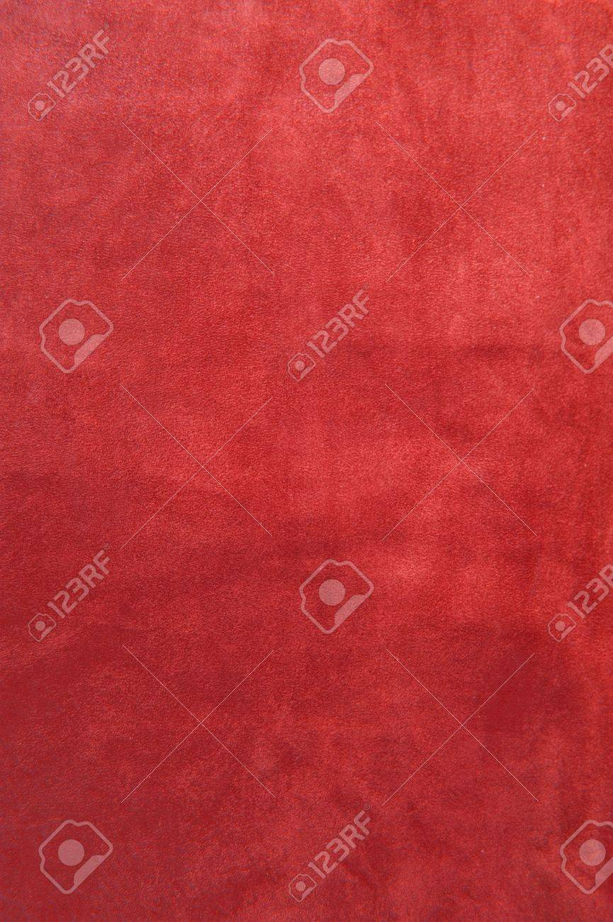 closeup on a red velvet Stock Photo - 13235982