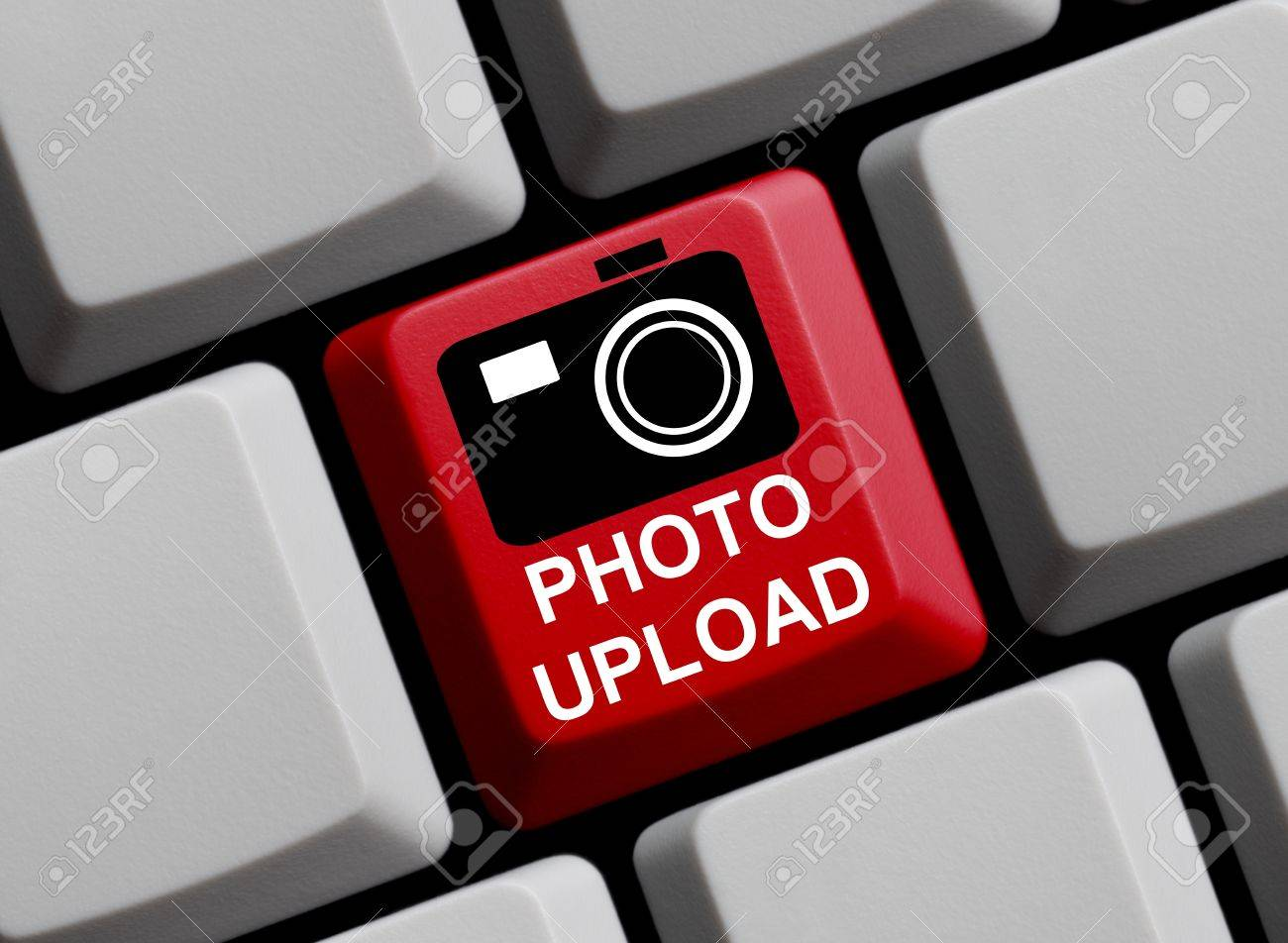 images Upload Stock Photo - 17445141