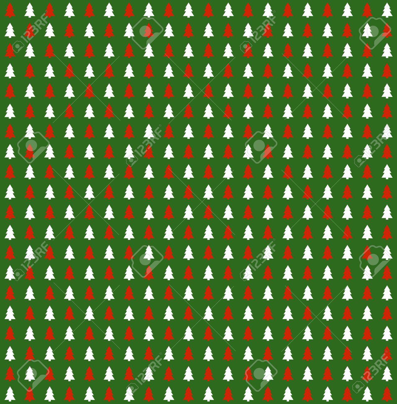 Geschenkpapier Weihnachten.Stock Photo