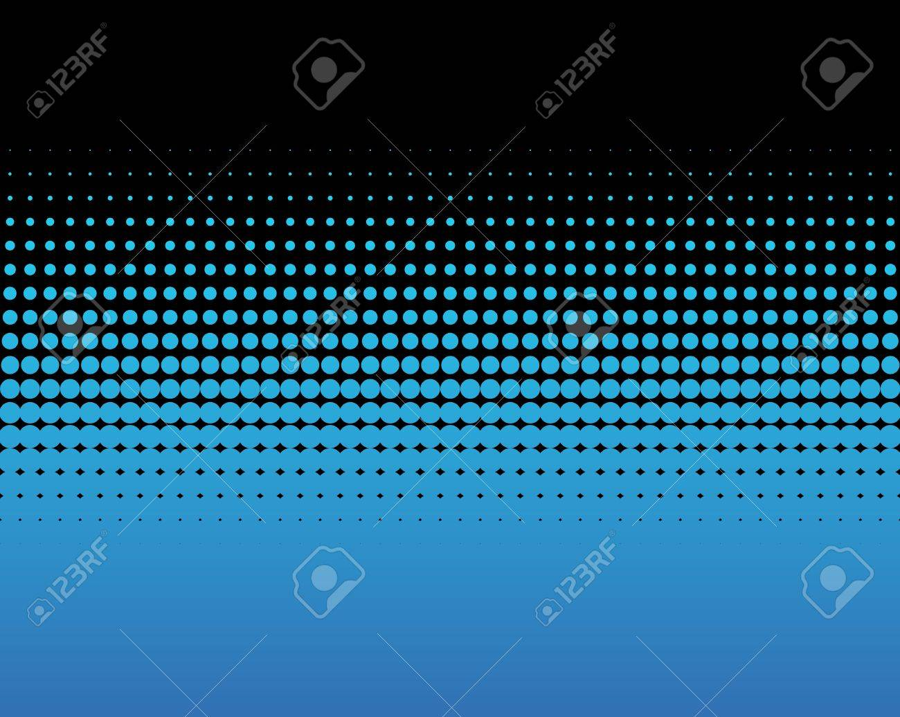 Background image transition - Background In Blue Turquoise With Transition Points Stock Photo 27756103