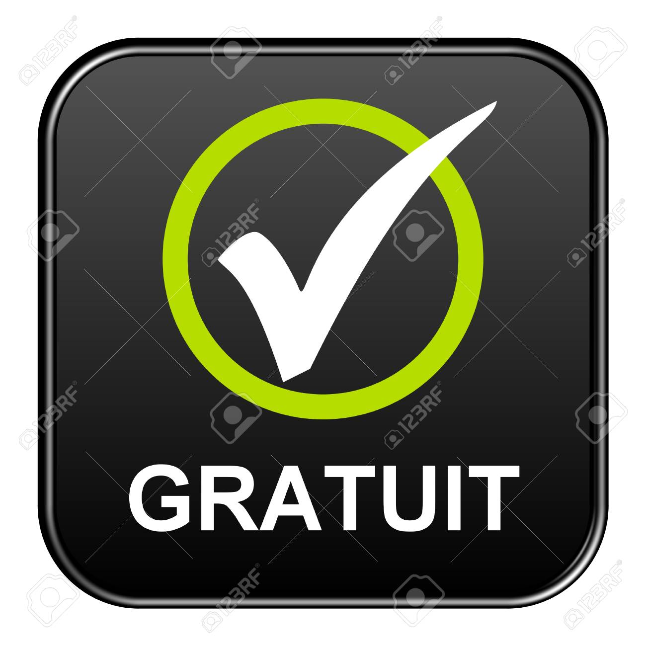 123Rf Gratuit black button: gratuit stock photo, picture and royalty free image