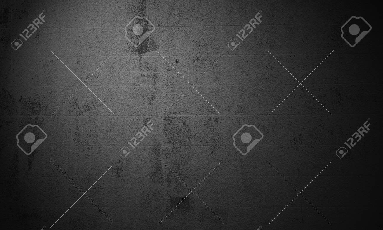 Old grunge background of dark concrete wall with scratches - 50872183