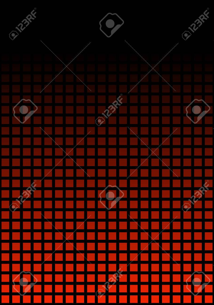 Background image transition - Black Red Pixel Background With Transition Stock Photo 56025598