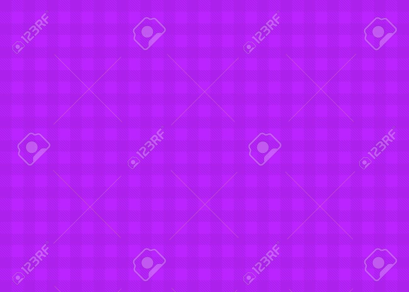Checkered Tablecloth Background Purple Pink Stock Photo   67230430