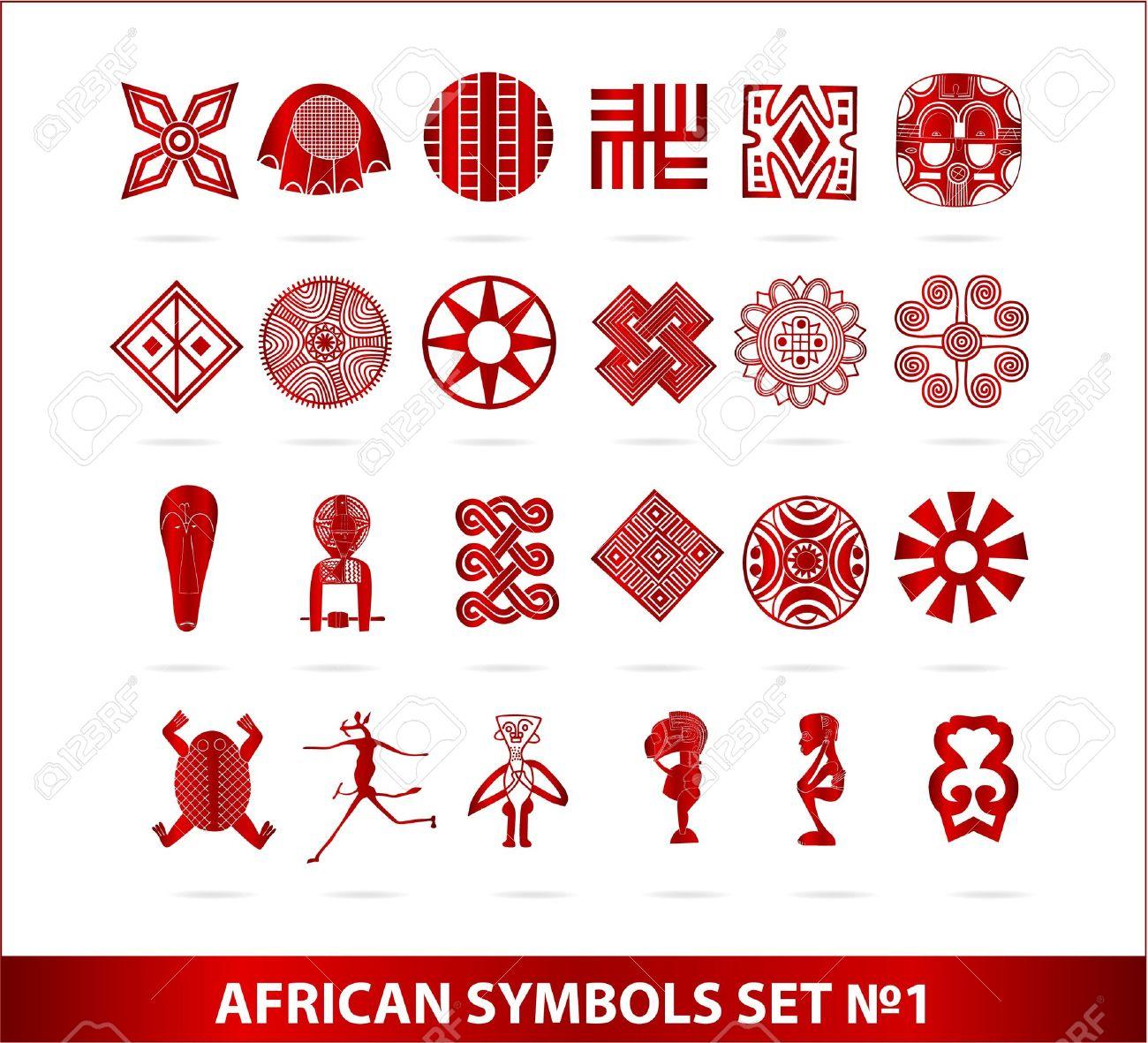 African Symbol Of Love