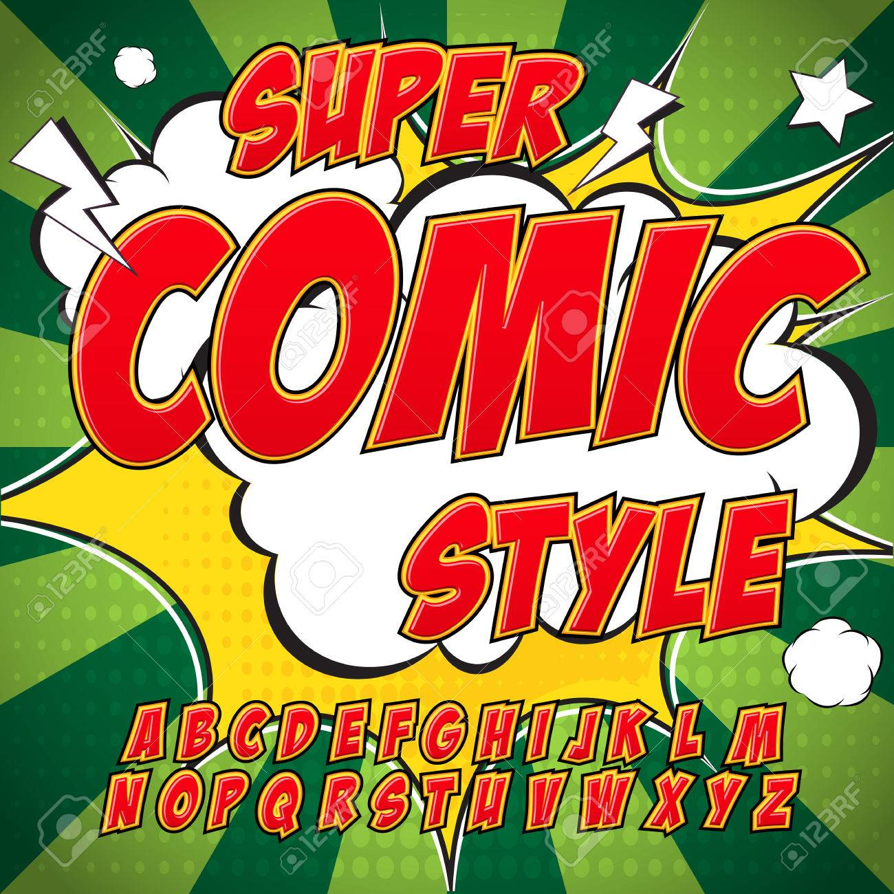 Best Info Pop Art Font This Year @KoolGadgetz.com