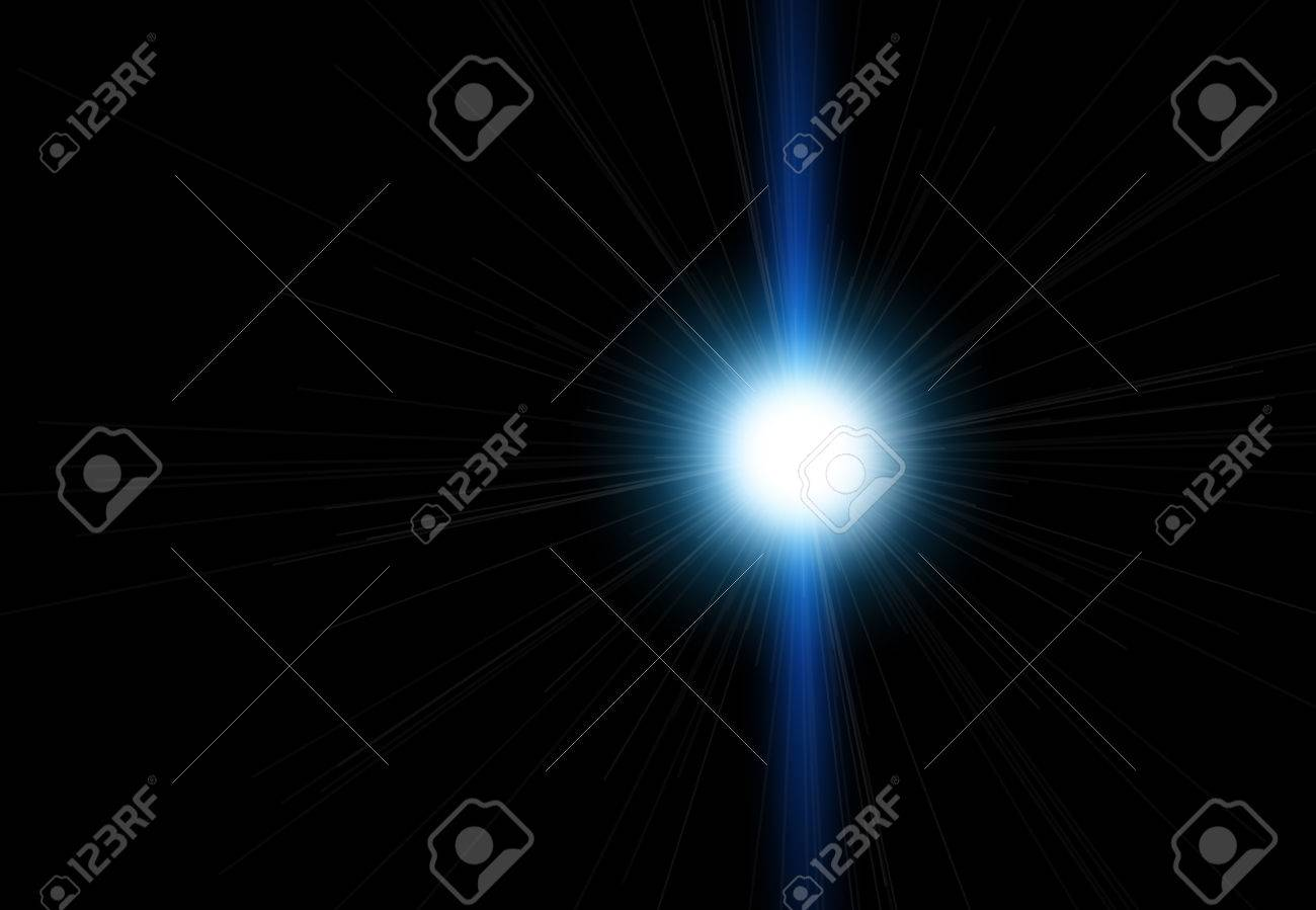 Sun Flash With Rays And Spotlight. Light Effect, Sun Rays, Beams ... for Sun Light Effect Background  557ylc