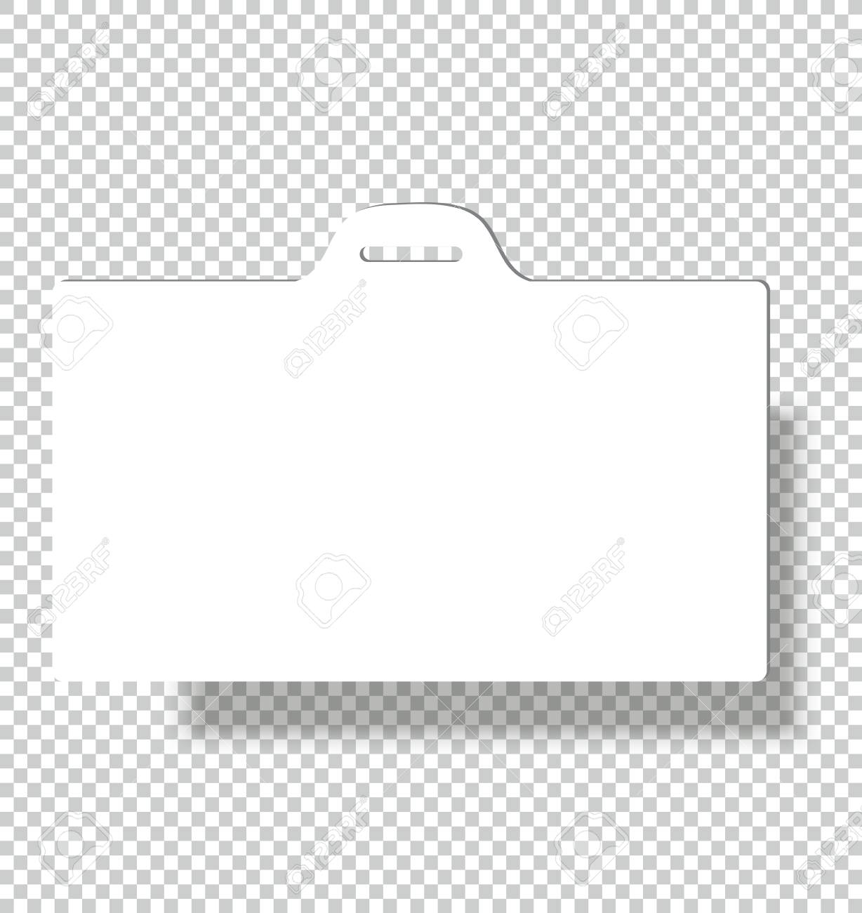 Blank Name Tag Template from previews.123rf.com