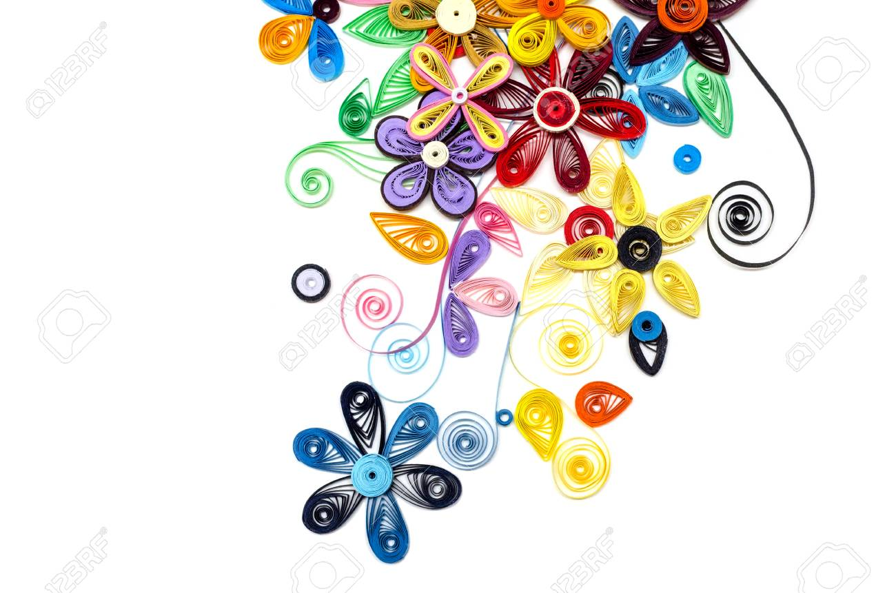 Quilling Paper Flower Designs Yelomphonecompany