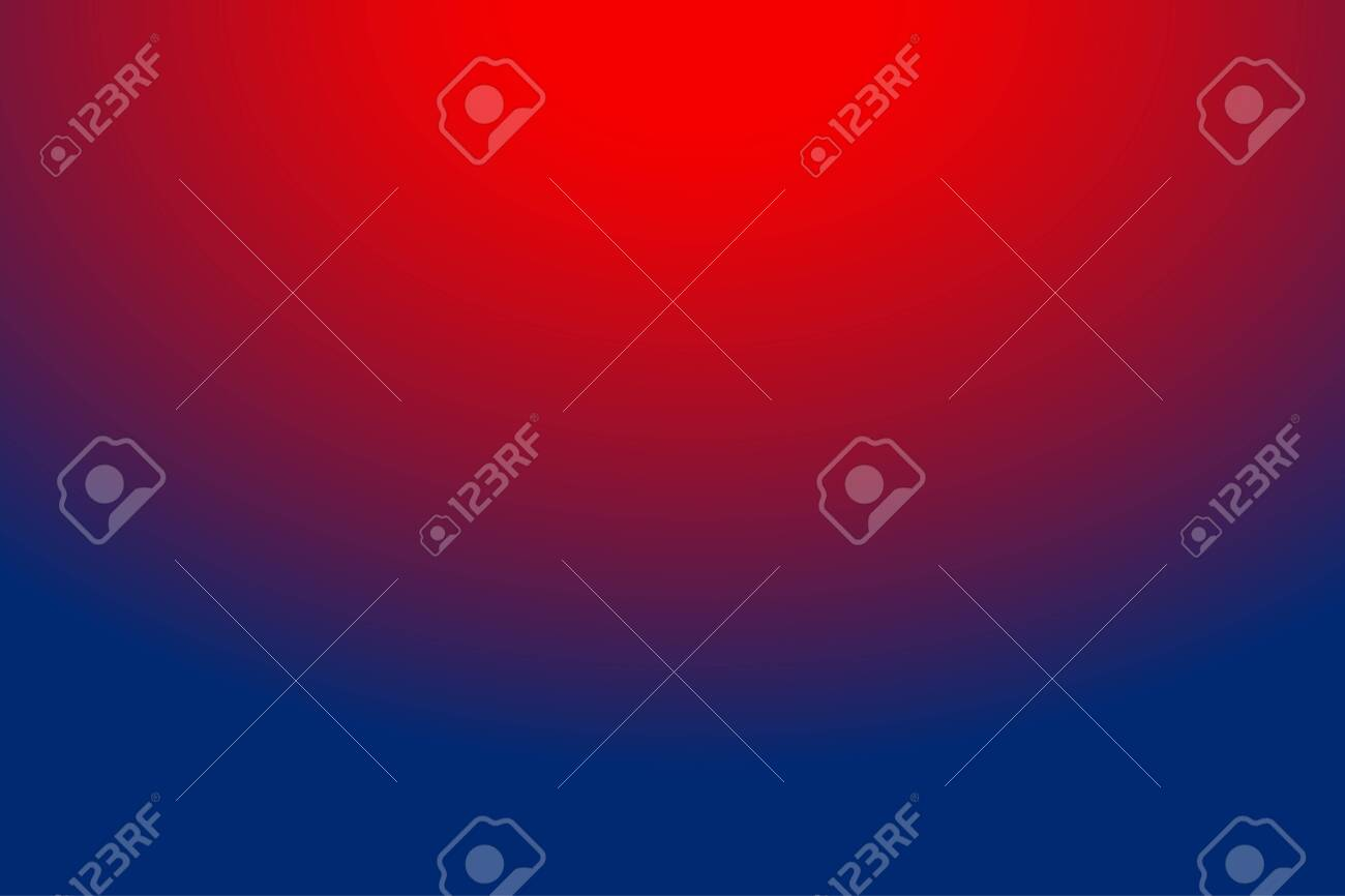 Colorful Abstract Red To Navy Blue Gradient Background For Your