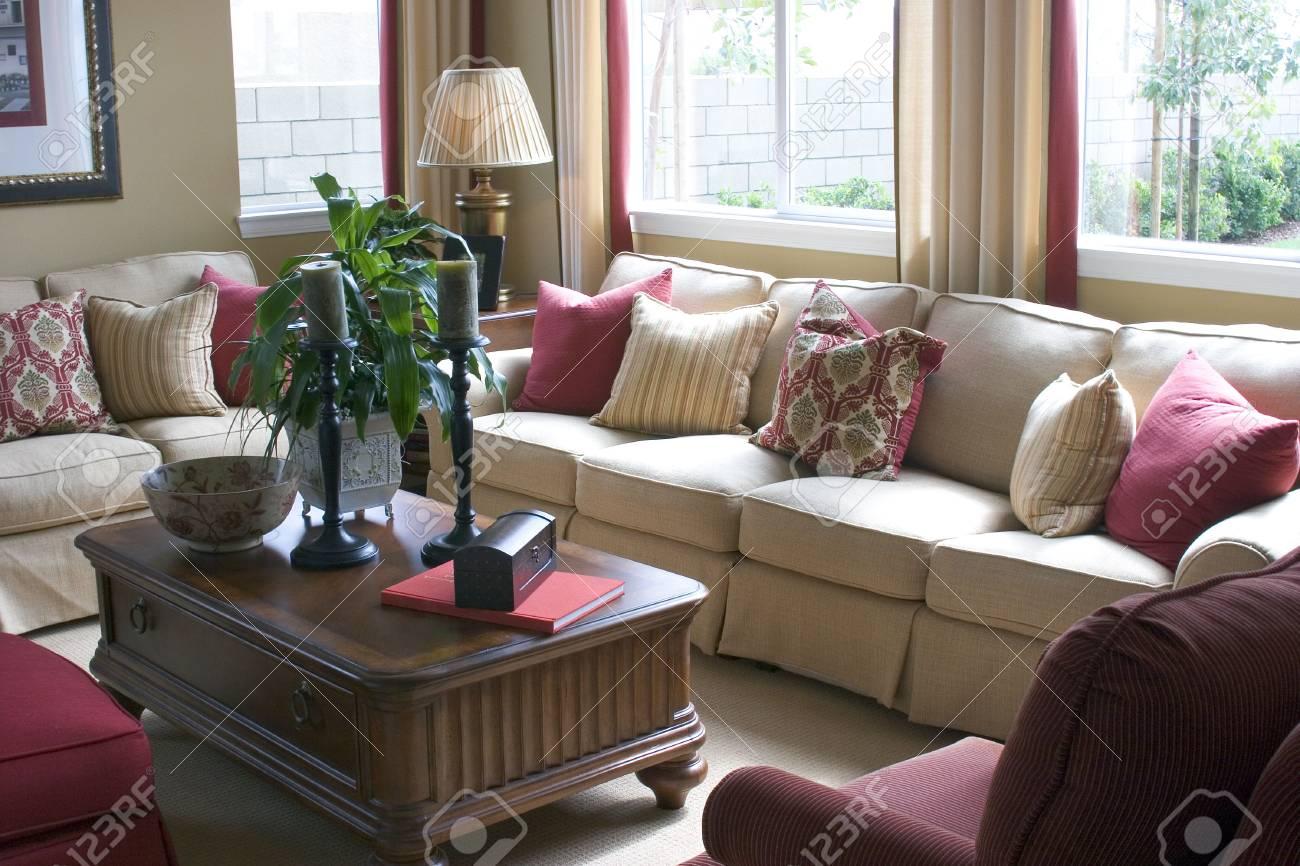 Living Room Stock Photo - 339578