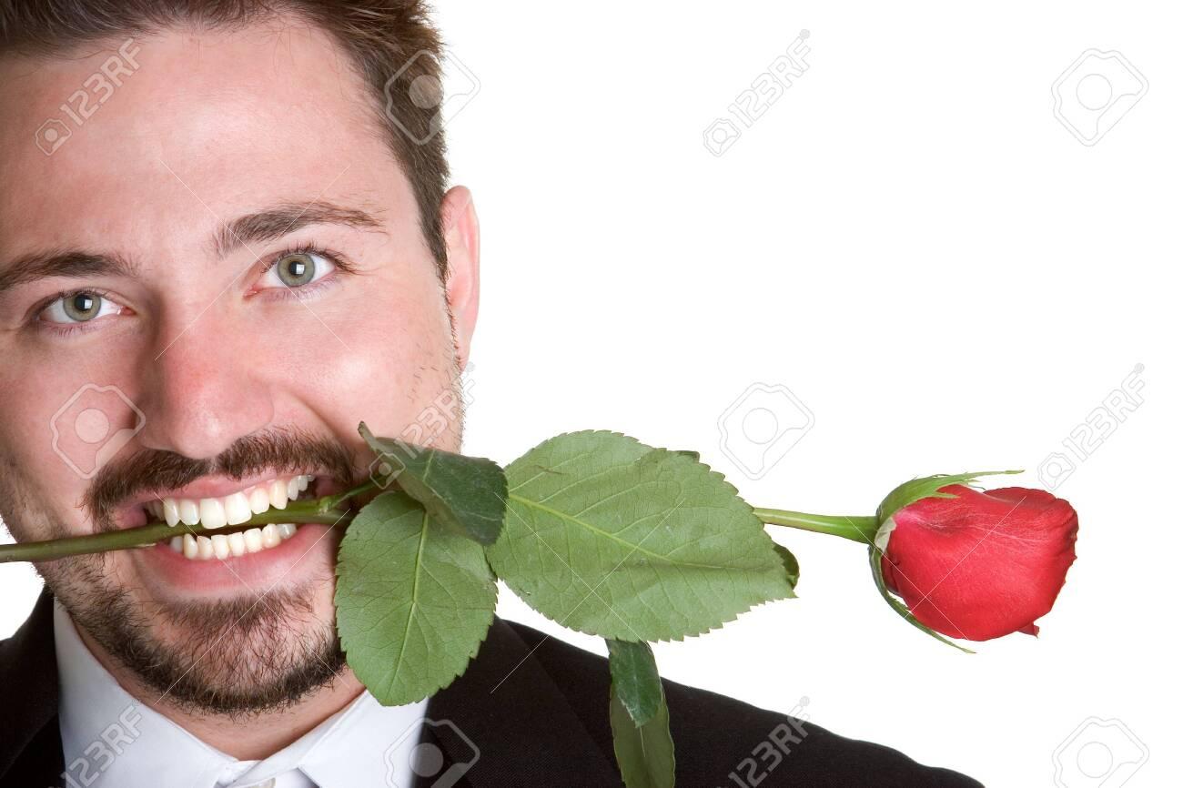 Rose Man Stock Photo - 1078403