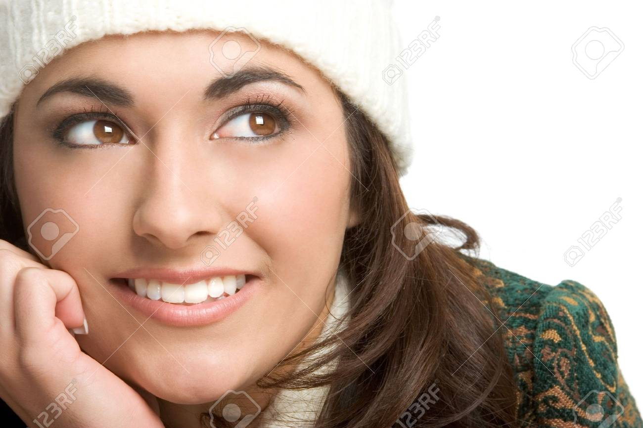 Winter Woman Stock Photo - 2204829