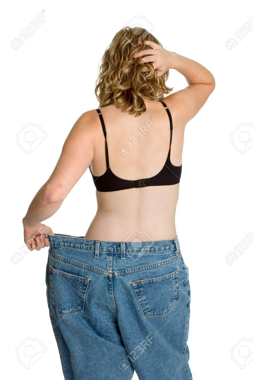 Losing Weight Stock Photo - 2376947