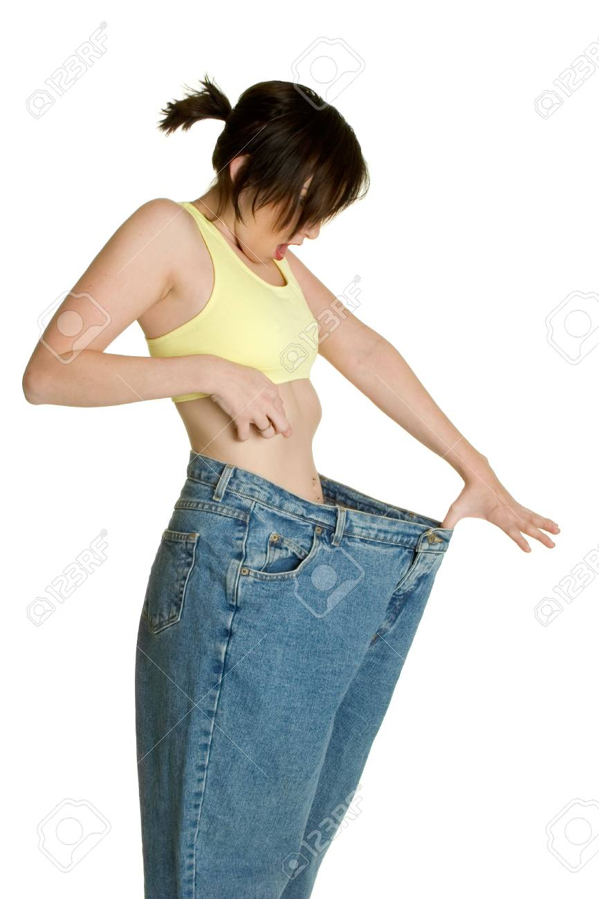 Losing Weight Stock Photo - 2441199