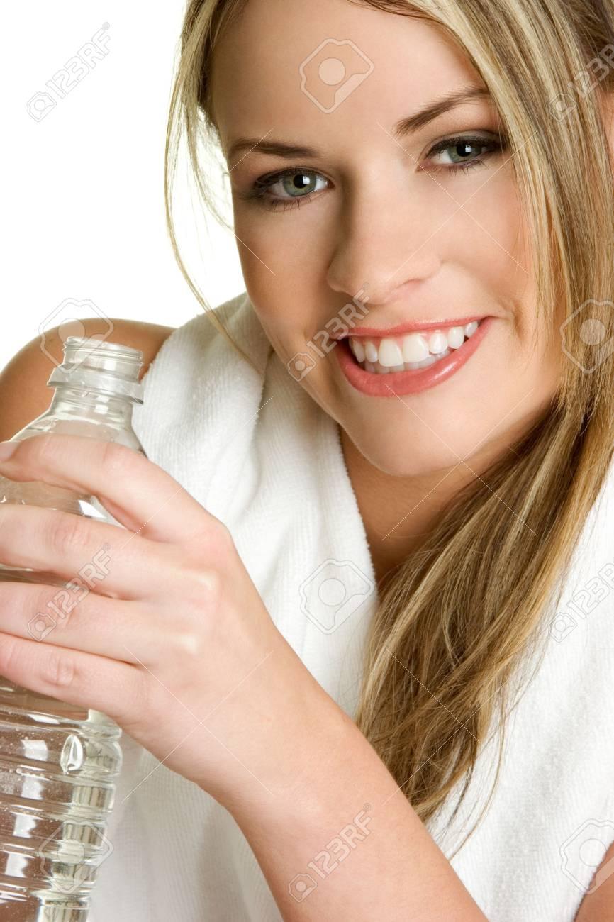 Drinking Water Stock Photo - 2444552