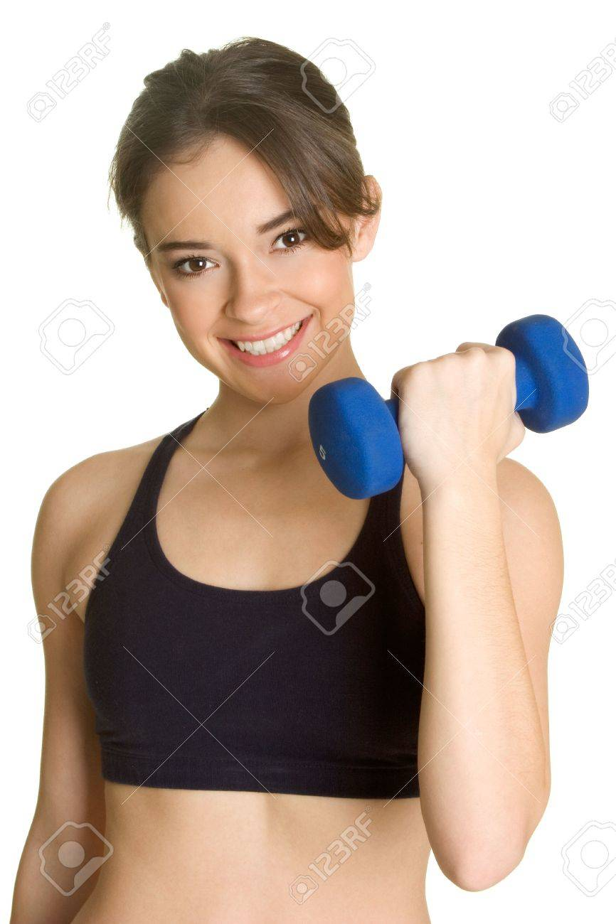Work Out Woman Stock Photo - 2658033
