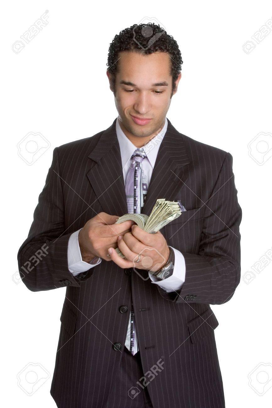 Counting Money Stock Photo - 2736775