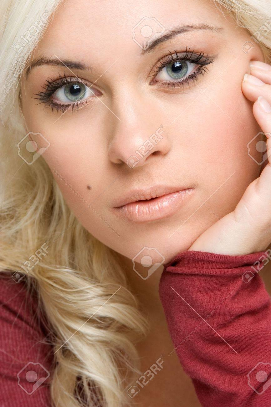 Beautiful Blond Stock Photo - 2966825