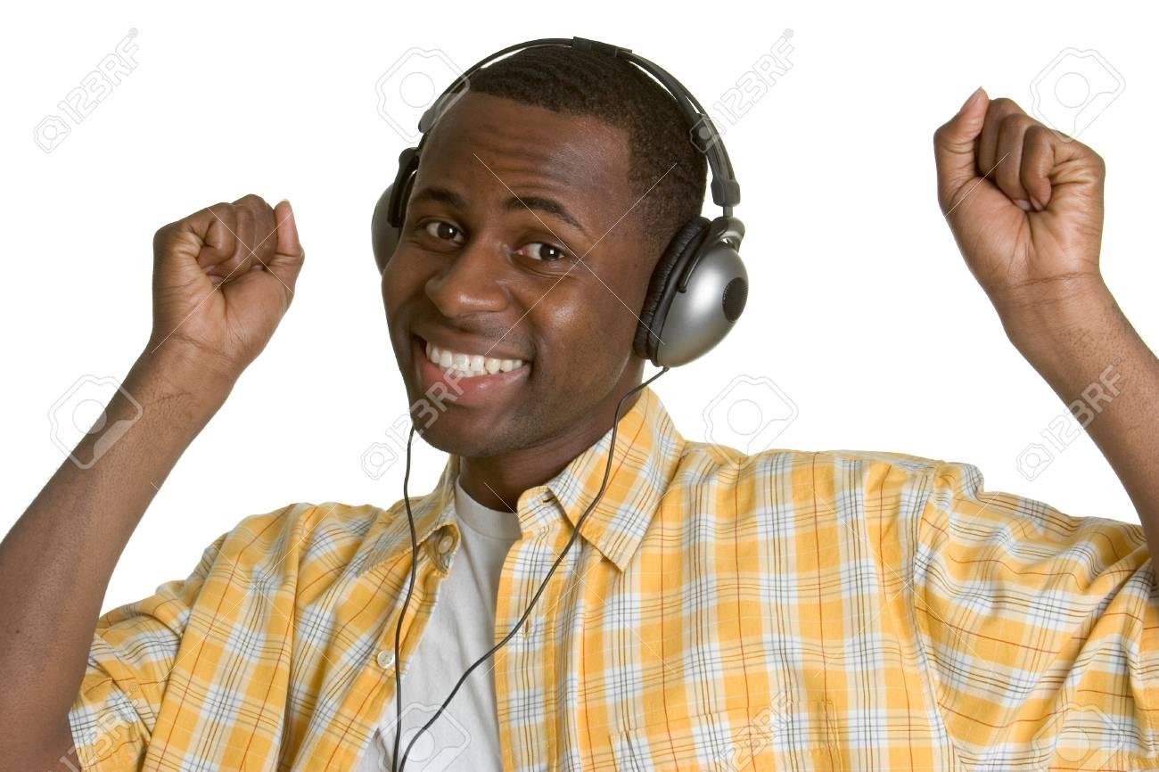 Happy Music Teen Stock Photo - 2981030