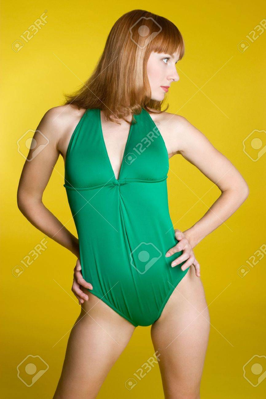 Bathingsuit Model Stock Photo - 3462867