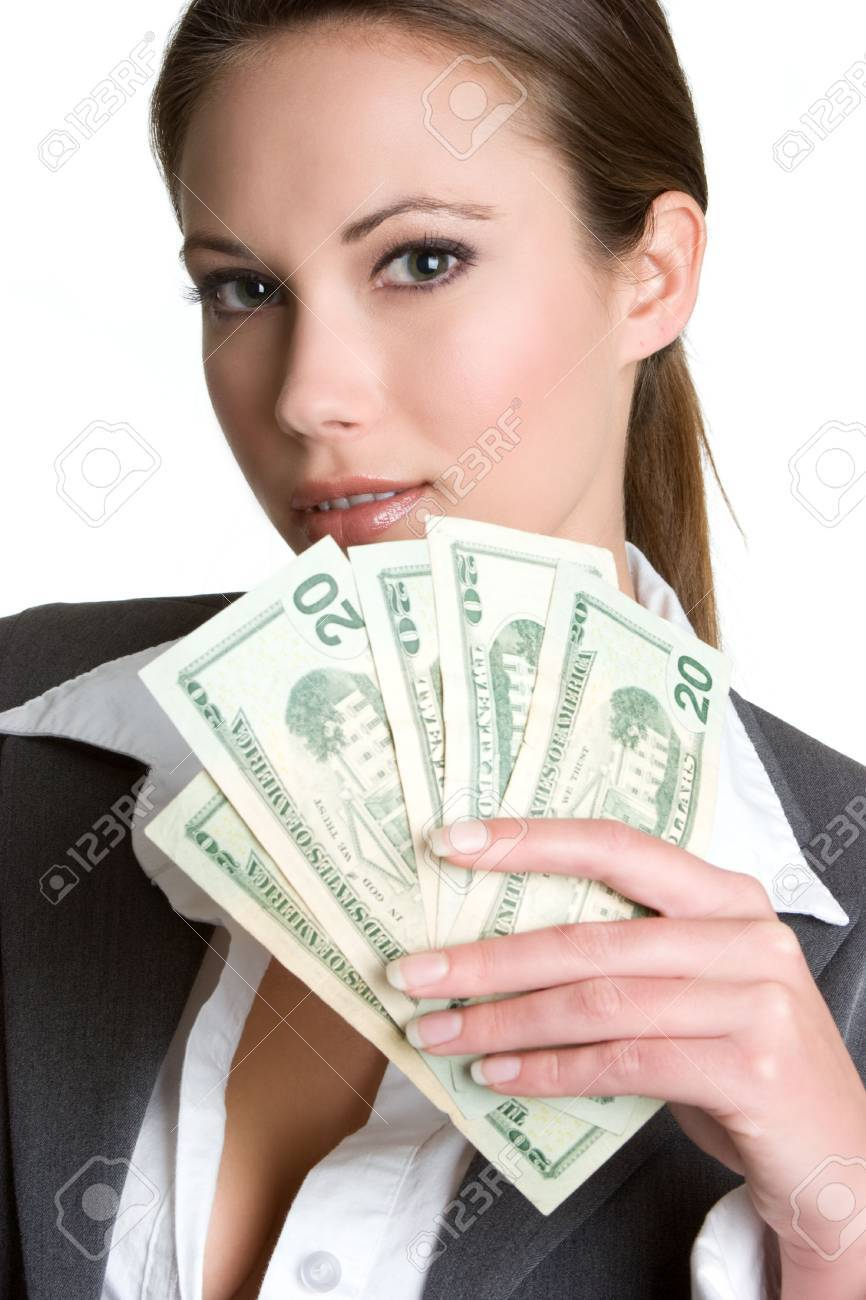 Successful Woman Stock Photo - 4439130