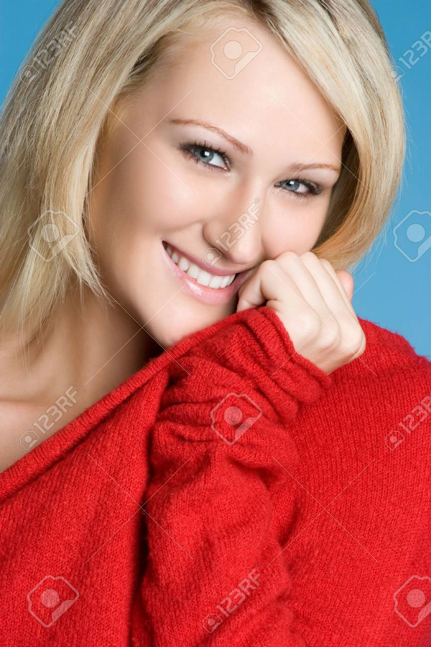 Cute Winter Girl Stock Photo - 5494598