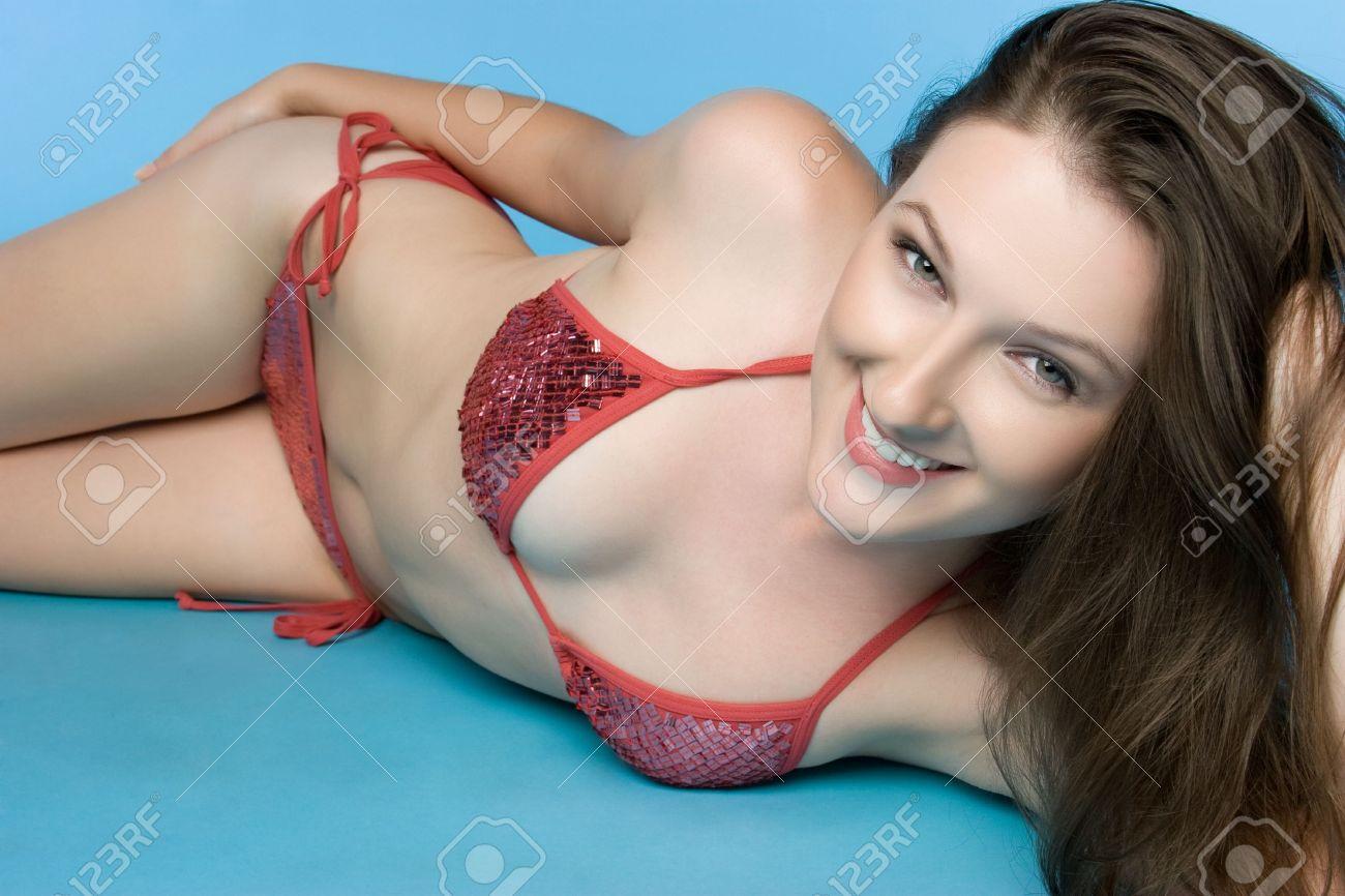 Pretty women bikini photos